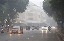 Thời tiết 3/12: Miền Bắc oi bức, TP Hồ Chí Minh nắng nóng