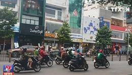 Điều tra vụ nghi cướp ngân hàng ở TP Hồ Chí Minh
