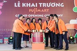 Khai trương siêu thị đầu tiên tại Việt Nam mang tên FujiMart