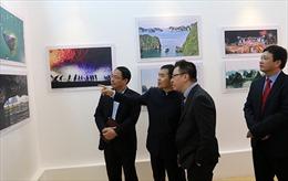 Triển lãm ảnh 'Ấn tượng Việt Nam – Trung Quốc 2018'