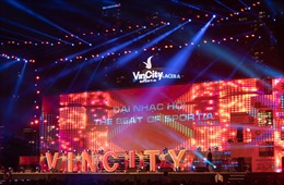 VinCity tổ chức Ngày hội gia đình cho cư dân tương lai