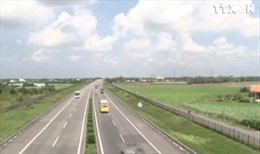 Dừng thu phí cao tốc TP Hồ Chí Minh - Trung Lương