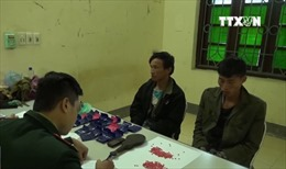 Bắt vụ vận chuyển 6.000 viên ma túy tổng hợp, 3kg thuốc phiện