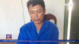 Đồn Biên phòng Bình Châu bắt đối tượng bị truy nã tội giết người