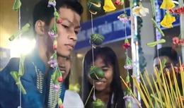 Tái hiện Lễ Ok Om Bok của dân tộc Khmer