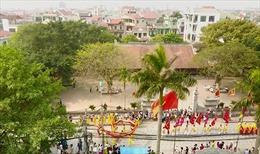 Lễ hội Đền Đô - Âm vang hào khí Thăng Long