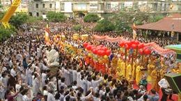 Hấp dẫn Lễ hội Quán Thế Âm - Ngũ Hành Sơn