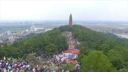 Trẩy hội chùa Phật tích nghe huyền thoại Từ Thức gặp tiên