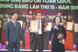 Đảng ủy Ngoài nước phát động Giải Búa liềm vàng năm 2019