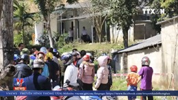 Tạm giữ 1 nghi phạm sát hại nữ sinh viên tại Điện Biên