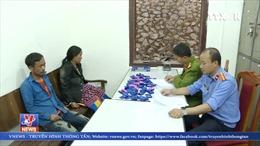 Bắt hai đối tượng vận chuyển 12.000 viên ma túy tổng hợp vào Việt Nam