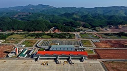 Cảng HKQT Vân Đồn mở 'cánh cửa' thị trường quốc tế