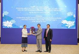 Chủ tịch Quốc hội Lào mong Vingroup sớm đầu tư sang đất nước Triệu Voi