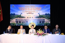 'Bồi đắp những giá trị phù sa' của văn hoá Việt Nam