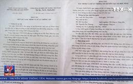 Thông tin thầy giáo khiến nữ sinh lớp 8 mang thai tại Hà Tĩnh là sai sự thật