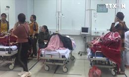 Nổ bình ga trên tàu khiến 6 ngư dân bị thương