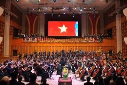 VCCA tổ chức đêm hòa nhạc 'Giao hưởng mùa xuân'