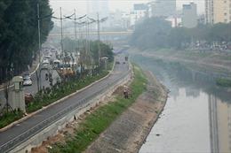 Con đường dài 4km ven sông Tô Lịch dành cho người đi bộ, đi xe đạp