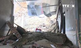 Sạt lở đất ở Bắc Kạn khiến hai cháu nhỏ thiệt mạng