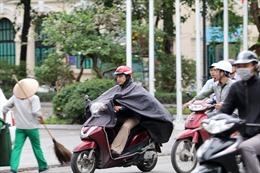 Thời tiết ngày 23/3: Gió mùa Đông Bắc tràn về, miền Bắc trời chuyển lạnh