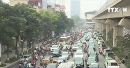 Người dân chưa yên tâm từ bỏ xe máy