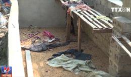 Gia đình nữ sinh bị sát hại ở Điện Biên không nợ tiền đối tượng