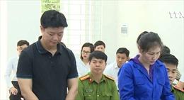 25 năm tù cho đôi vợ chồng lập dự án 'ma'