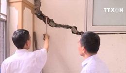 Đùn đẩy trách nhiệm trong sự cố lún nứt ở khu đô thị Văn Phú