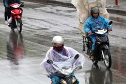 Thời tiết ngày 16/4: Bắc Bộ và Bắc Trung Bộ tiếp tục có mưa rào rải rác