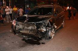 Khởi tố vụ án đâm xe liên hoàn tại đường Láng, Hà Nội