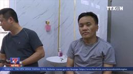 Bắt vụ vận chuyển ma túy đá số lượng lớn tại Hưng Yên