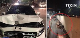 Khởi tố, bắt tạm giam lái xe đâm tử vong 2 phụ nữ ở hầm Kim Liên, Hà Nội