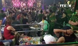 80 thanh niên dương tính với ma túy trong quán bar tại Đà Nẵng