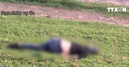 Bắt giữ nghi phạm giết người hàng loạt tại Vĩnh Phúc và Hà Nội