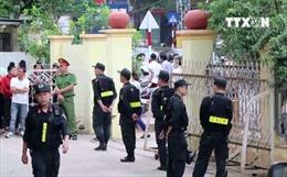Xét xử vụ án sai phạm trong đền bù dự án Thủy điện Sơn La