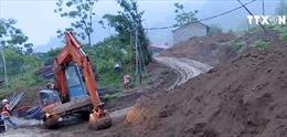 Cần làm rõ hoạt động bạt núi xây nhà tại Hòa Bình