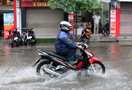 Thời tiết ngày 31/5: Bắc Bộ mưa lớn diện rộng, trong cơn mưa có lốc, sét