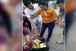 Nam Định bắt trùm ma túy, thu 7 kg ma túy đá