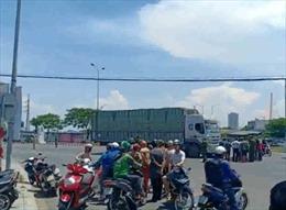 Tai nạn giao thông giữa xe tải và xe máy, một người bị tử vong