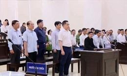 Phúc thẩm vụ án Vũ 'nhôm' cùng 4 cựu cán bộ Công an