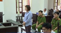 Nữ tài xế lái BMW gây tai nạn lĩnh 42 tháng tù