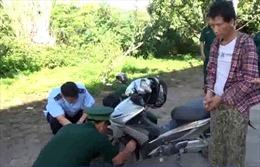 Điện Biên bắt vụ vận chuyển ma túy tại cửa khẩu Tây Trang