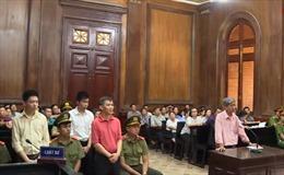 30 năm tù cho các đối tượng phản động 'Quốc nội quật khởi'