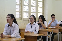 Trên 887.000 thí sinh thi ngữ văn kỳ thi THPT quốc gia
