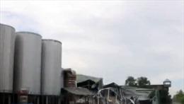 Nhiều người may mắn thoát chết trong vụ nổ lớn ở công ty bia