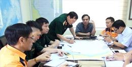 Tìm kiếm 9 ngư dân mất tích trên biển Nghệ An