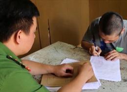 Tạm giữ 5 đối tượng tại Bình Phước vì hành vi mua bán ma tuý