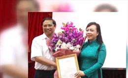Bổ nhiệm Trưởng Ban Bảo vệ, chăm sóc sức khoẻ cán bộ Trung ương