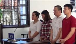 27 năm tù cho nhóm đối tượng lừa đảo qua mạng