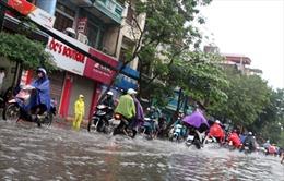 Thời tiết ngày 10/7: Bắc Bộ mưa mát, Trung Bộ vẫn nắng rát
